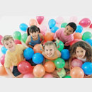 Фотографируем на детском празднике